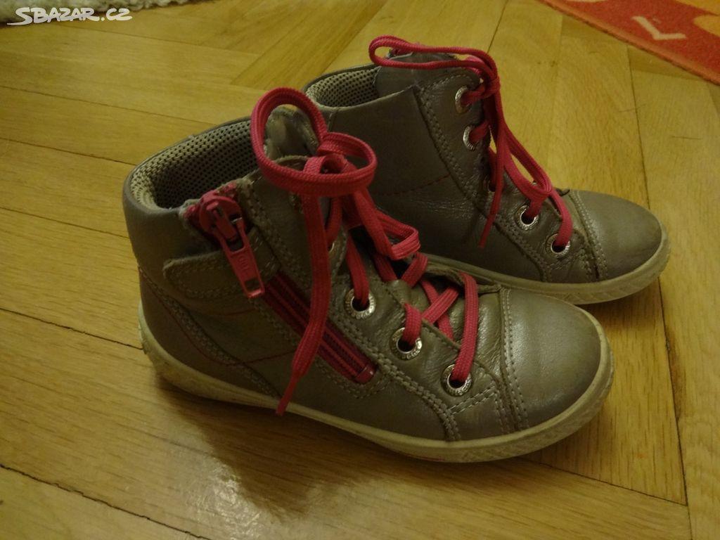 Celoroční kožené boty Superfit vel. 26 - Ivanovice na Hané 47bebef596