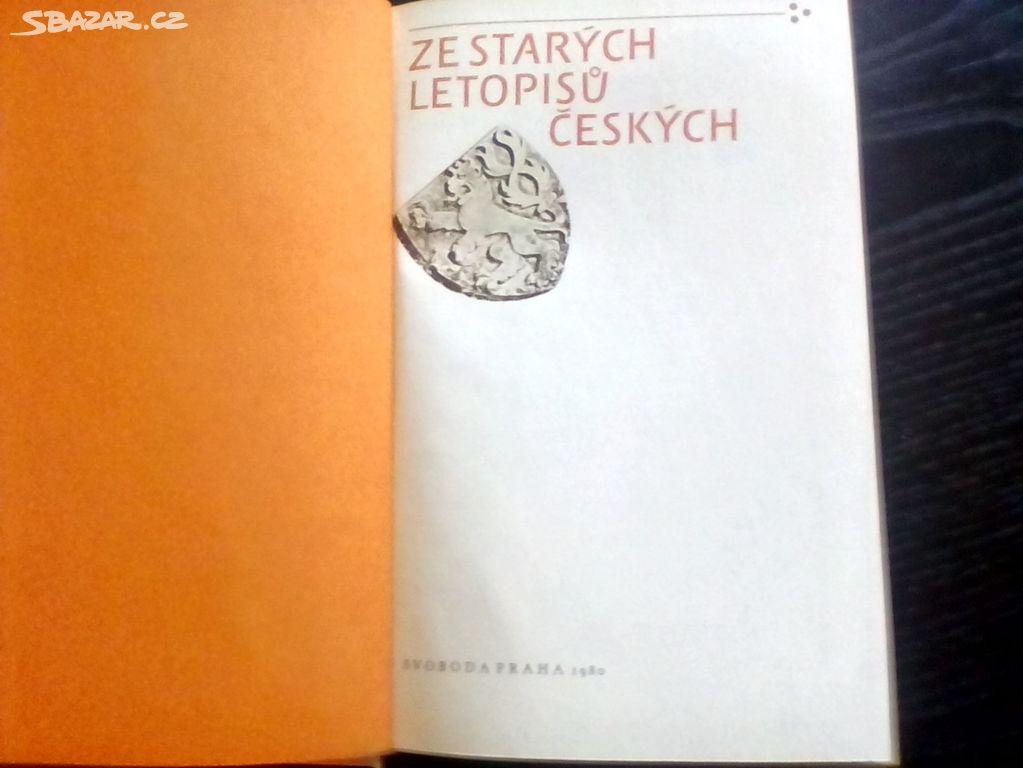Ze starých letopisů - Olbracht | Antikvariát Kodytek