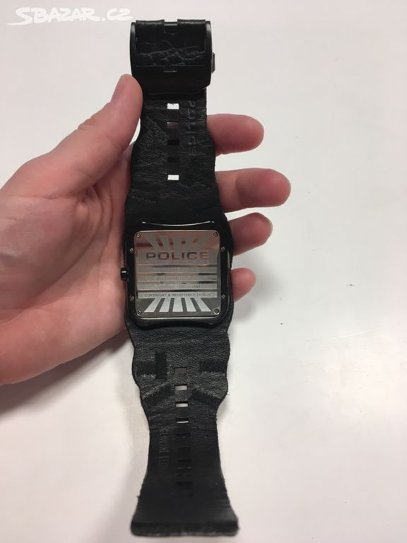562f070b4 Panske hodinky POLICE - Opava - Sbazar.cz