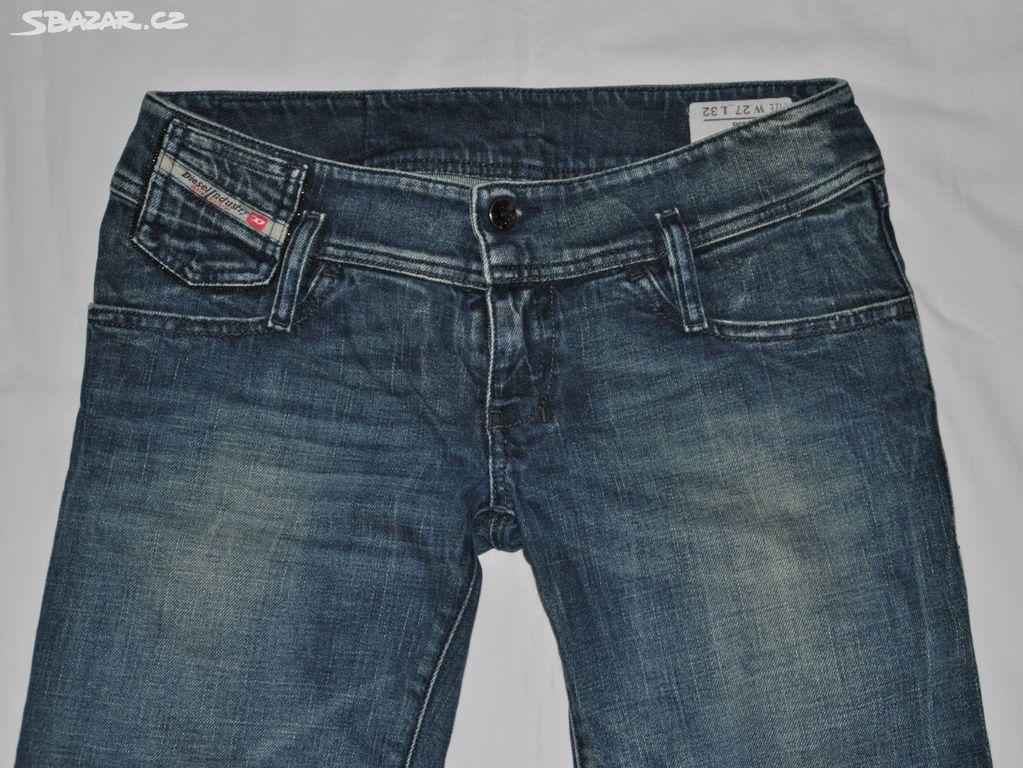 130f4d7f3bf dámské džíny DIESEL model - MATIC