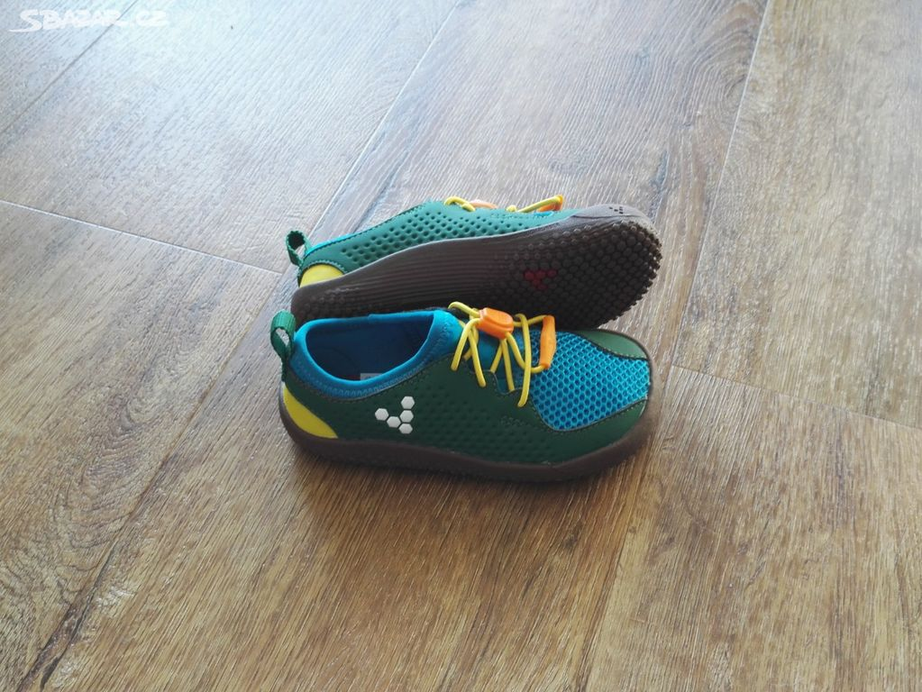 new product 853a3 9b649 Nové barefoot tenisky Vivobarefoot primus 25-30