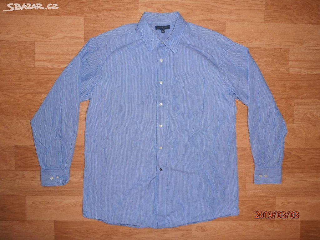 pánská košile TOMMY HILFIGER XL 76df93ab12