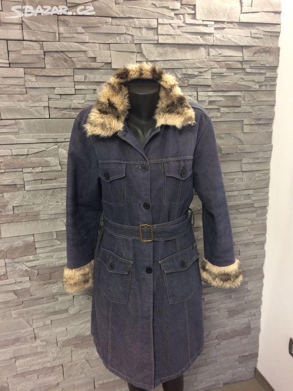 8ba34ab7d Prodám dámský riflový kabát Flash vel. 38 - Zlín - Sbazar.cz