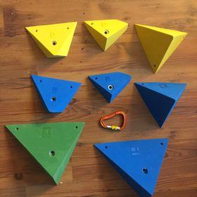 1 575 KčBřezová. Nové lezecké chyty THEREX Climbing 48 kusů. Inzerát byl ... 42c33d5819c
