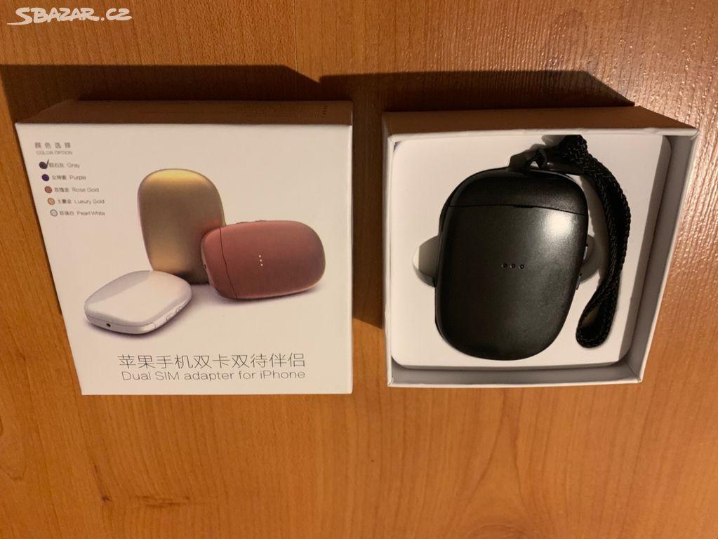 Bluetooth Dual SIM Adaptér LAIFORD pro Apple - Olešná, Rakovník