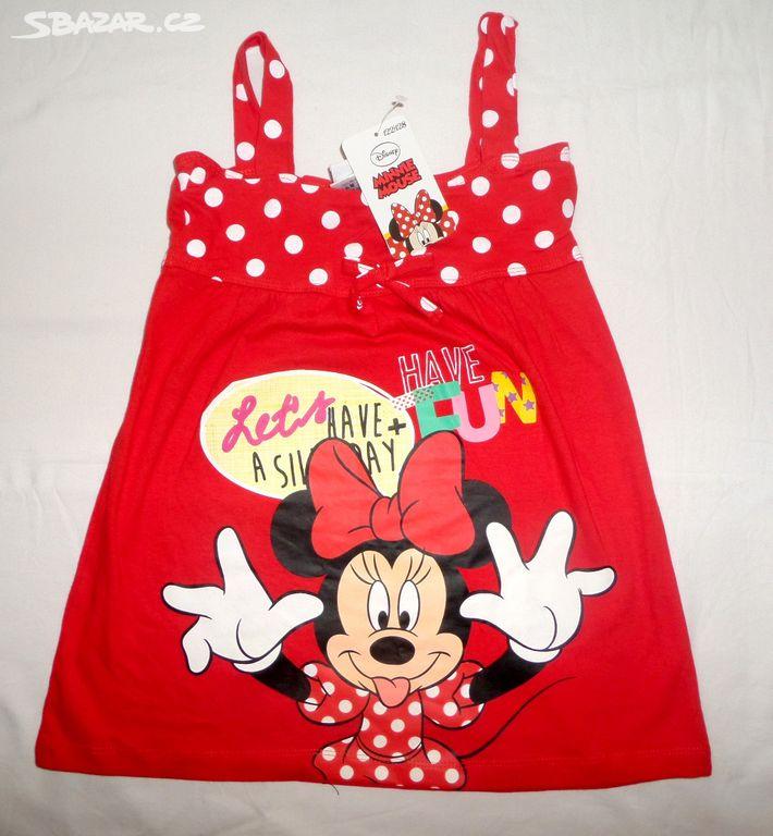8f022c53e9b3 Disney Minnie šaty 110-116