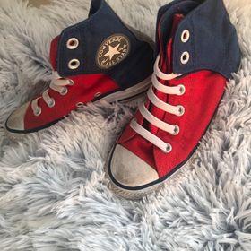 f3b82be734 Dětské Converse boty. Inzerát byl odebran z oblíbených.