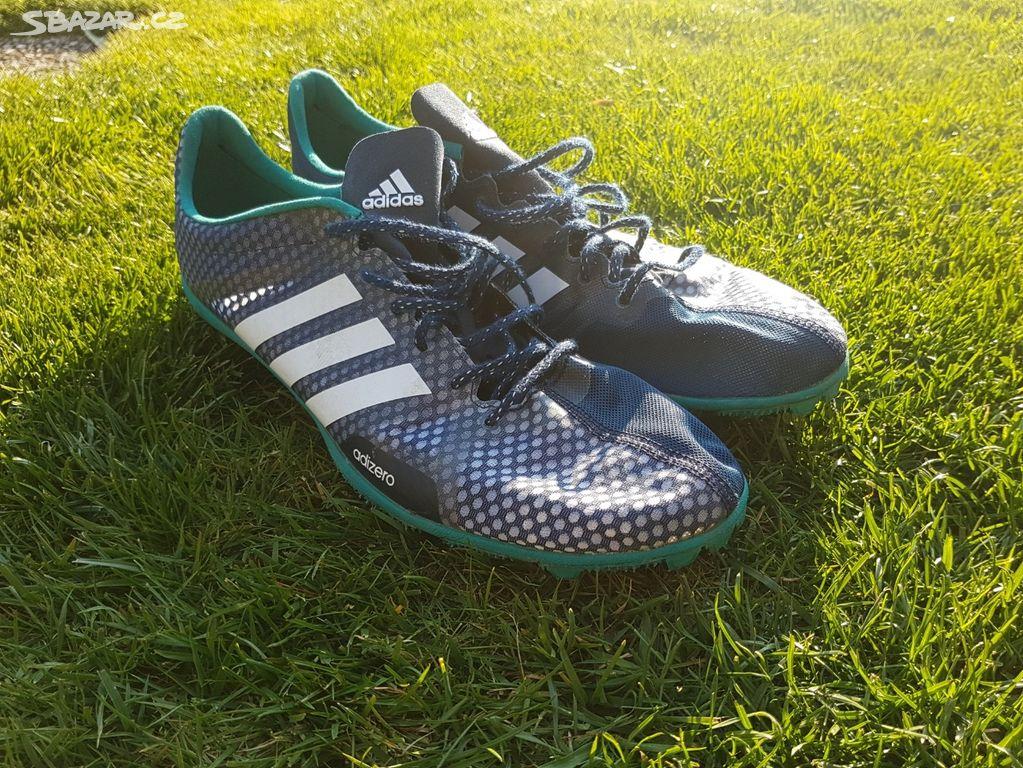 e99dff09831b9 Běžecké tretry Adidas Adizero Ambition 3 vel46 2/3 - Ratíškovice ...
