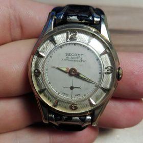 76ba5d040 švýcarské hodinky SECRET SWISS MADE. Inzerát byl odebran z oblíbených.