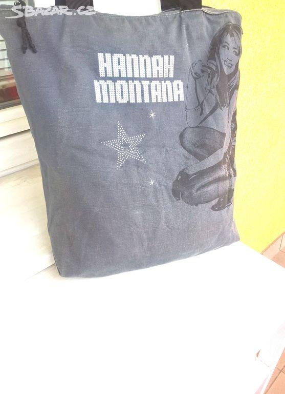 c48bce27144a Černošedá velká riflová taška H.Montana - Havířov