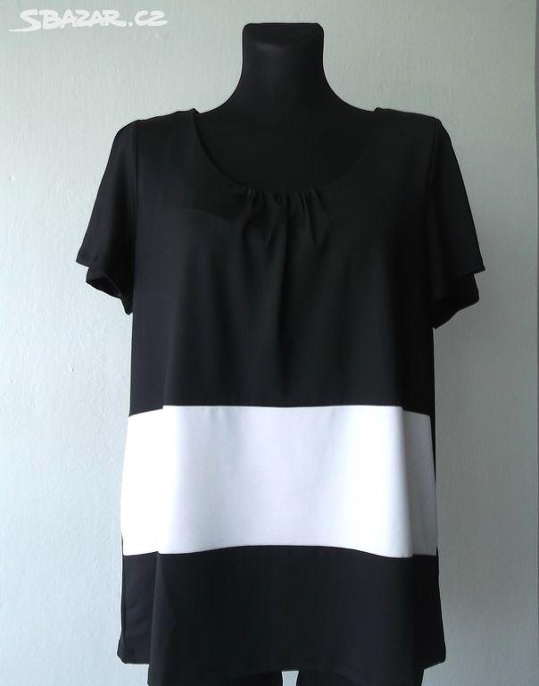 1ac252271370 NOVÉ dámské triko zn. BONPRIX .. v.44-46 - Bílina