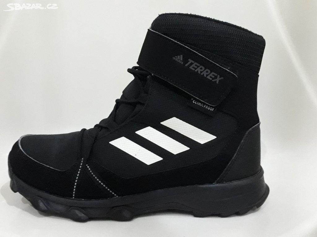 Dětské zimní boty Adidas