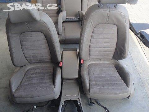 Šedé hnědé komplet sedačky s loketní opěrkou 88781b9ba8