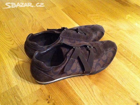 COACH -- NOVÉ stylové boty -- vel. 42 (US 11) - Plzeň - Sbazar.cz bfe507061b