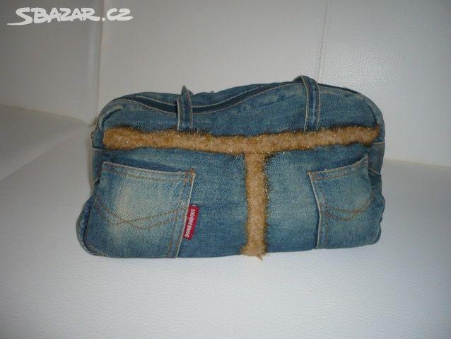 59eee3dc68 Riflová kabelka s kožešinou prodám krásnou - Vojenský újezd Hradiště ...