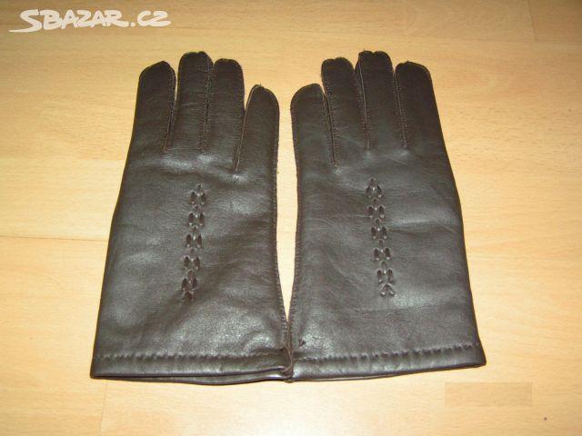 2f075c4e4ea Nové kožené rukavice. Prodám úplně nové