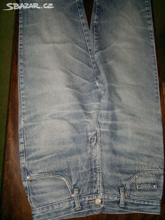 fa3352568f2 Prodám pánské džíny