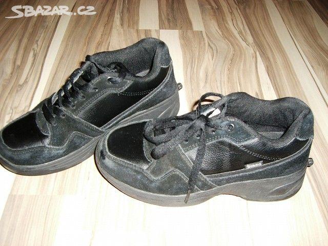 Prodám boty na vysunovacích kolečkách c6435baac3