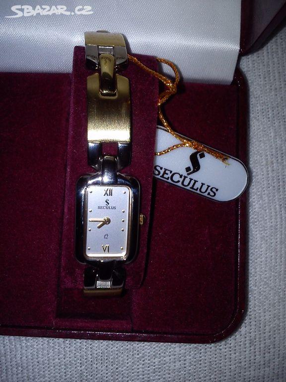 a38aa20de Prodám nové dámské značkové hodinky SECULUS, - Uherské Hradiště ...