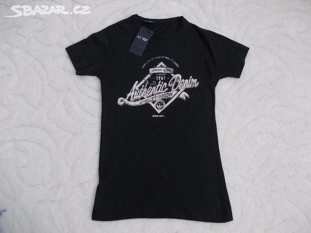 34ab615fee Pánské tričko Armani jeans vel. S - Chomutov - Sbazar.cz