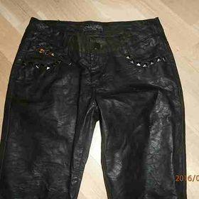 Inzeráty kůže - Kalhoty a šortky bazar - Sbazar.cz 4200d45389