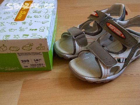 Dětské sandálky vel.28  788fd65ee4