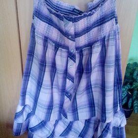 Inzeráty šaty fialové - Sukně bazar - Sbazar.cz 7675b8263f