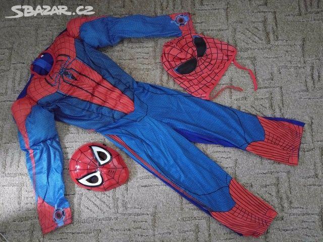 d35e35aee90a Krásný dětský karneval. kostým  Spiderman 1 - Kladno - Sbazar.cz