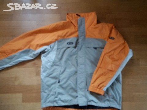 583aa89aa76 Pánská zimní bunda 3v1 Columbia velikost L - Černošice