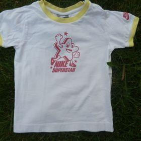 Výpis nabídek. Triko   tričko Nike Superstare vel. 92 98 5431d0ef83
