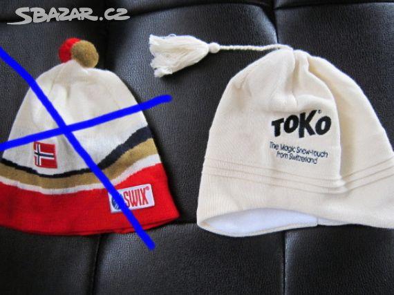 e1c0eed475e Sportovní pletené čepice