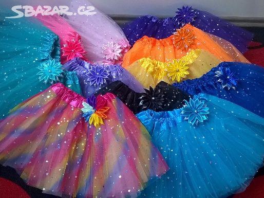 d00728126f8 tutu sukně s hvězdičkami - Znojmo - Sbazar.cz