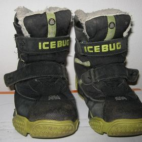 c4d9d7b51d8 Dětské zimní boty ICEBUG - Praha - Sbazar.cz