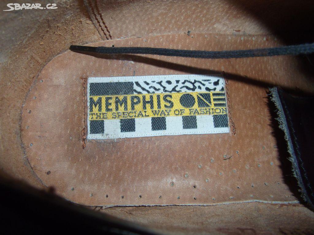 Boty Memphis - Kladruby cc3df7613a