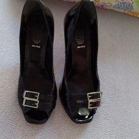 a7f570e4201 Černé sexy sandálky na platformě - Klatovy - Sbazar.cz