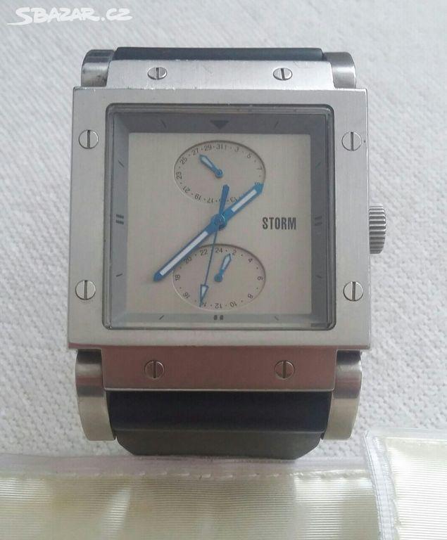 pánské hodinky Storm model Fabian - Praha - Sbazar.cz c82f5d82f6