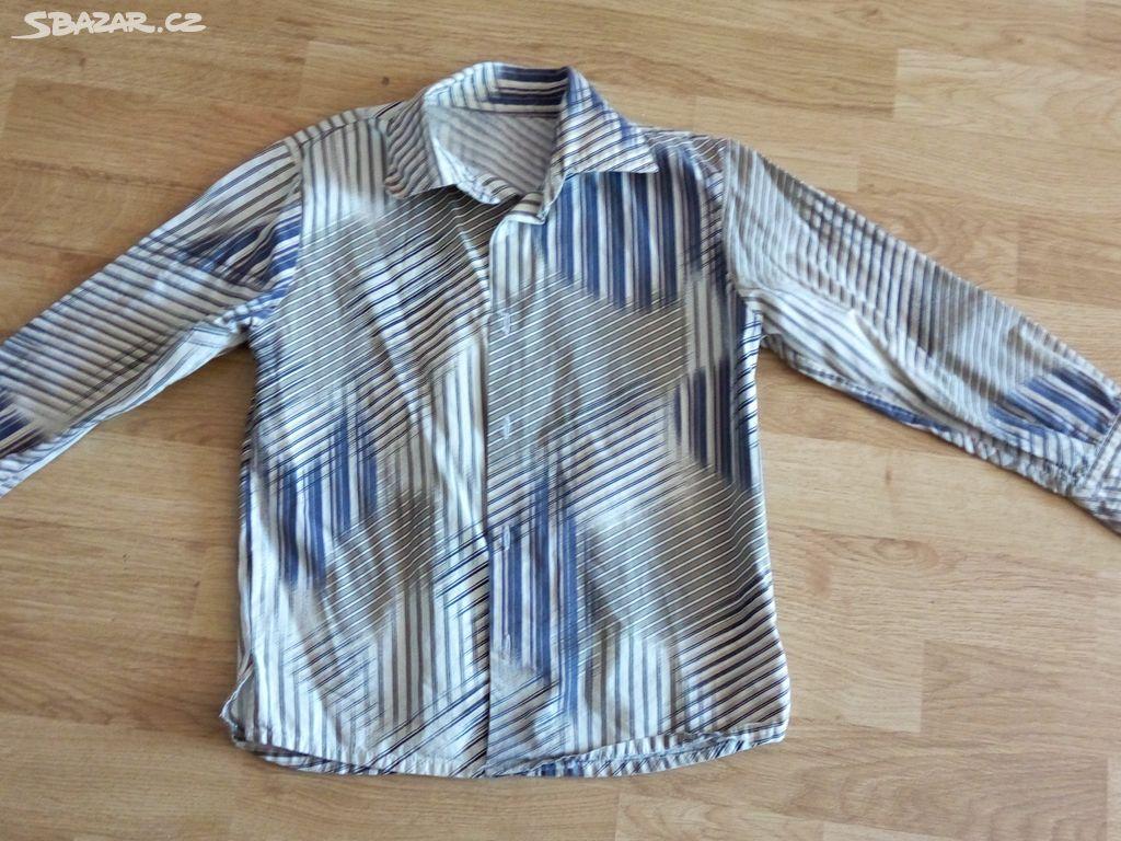 Krásná chlapecká košile c0507923a2
