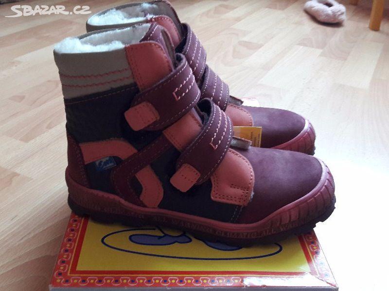 Nové dětské zimní boty ESSI vel.29 - Praha - Sbazar.cz 78afae77f1