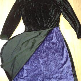 Dívčí sametové fialové šaty - Opava - Sbazar.cz 997079ee8d
