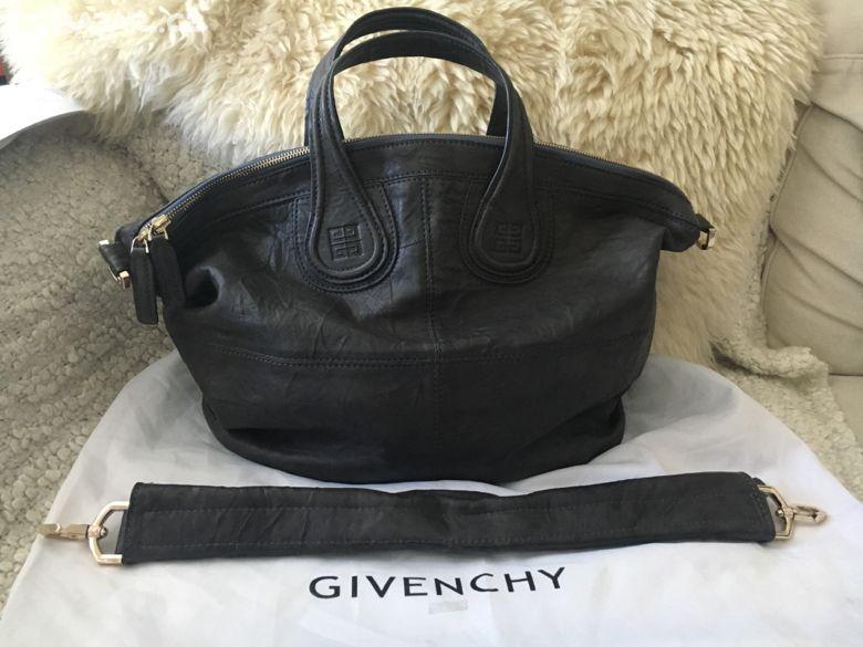 258fa1679a Luxusní kožená kabelka Givenchy Nightingale. - Praha - Sbazar.cz