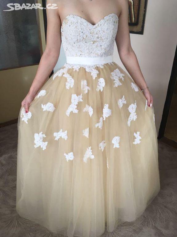 Společenské šaty ve stylu Sherri Hill vel.S-M - Kralupy nad Vltavou ... 969e0e6e9c