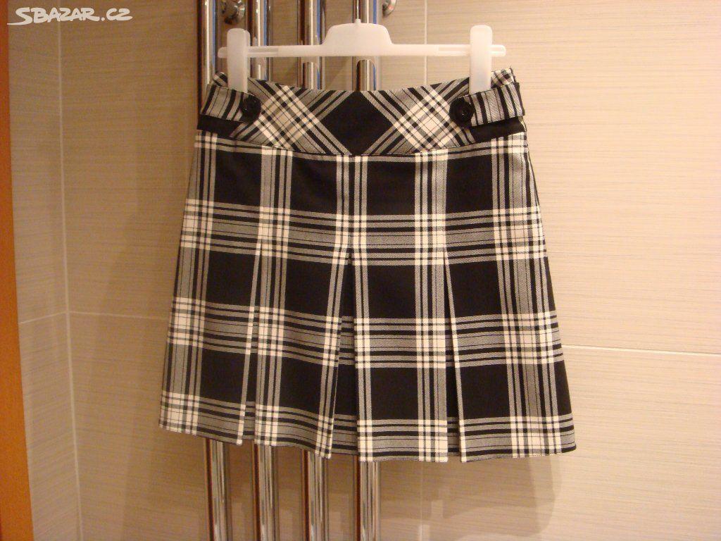 b95297b5e22 Kostkovaná sukně zn. Yessica CA
