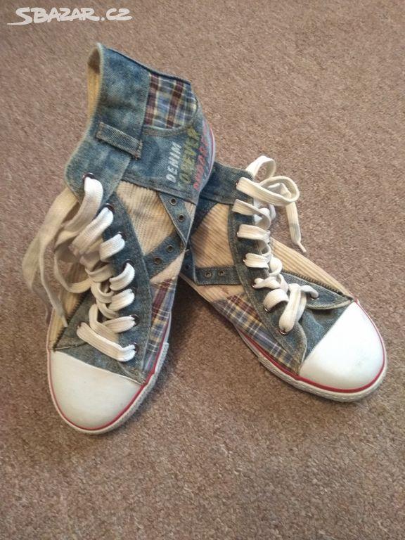 9b040a91e Riflové boty, kecky kotníkové velikost 40 - Hroznová Lhota, Hodonín ...