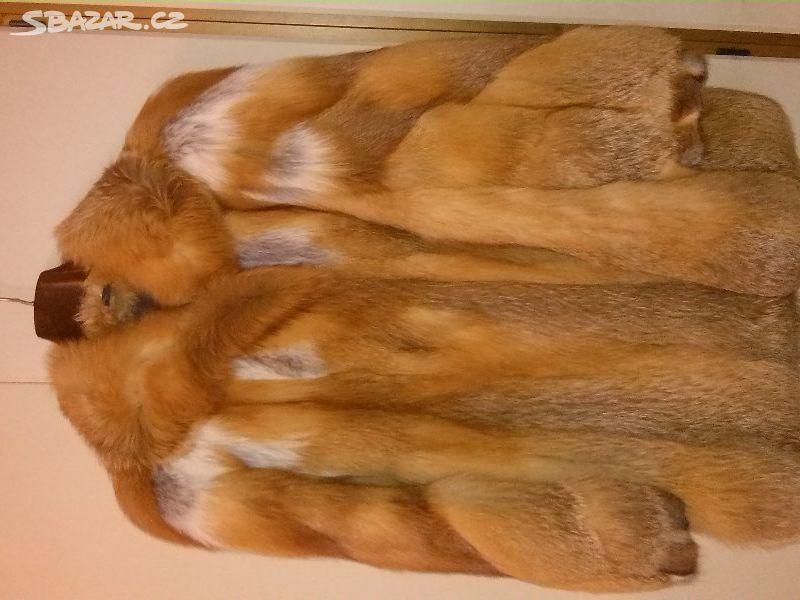 Dámský kožich z lišky - Čermná nad Orlicí 78c00523a2