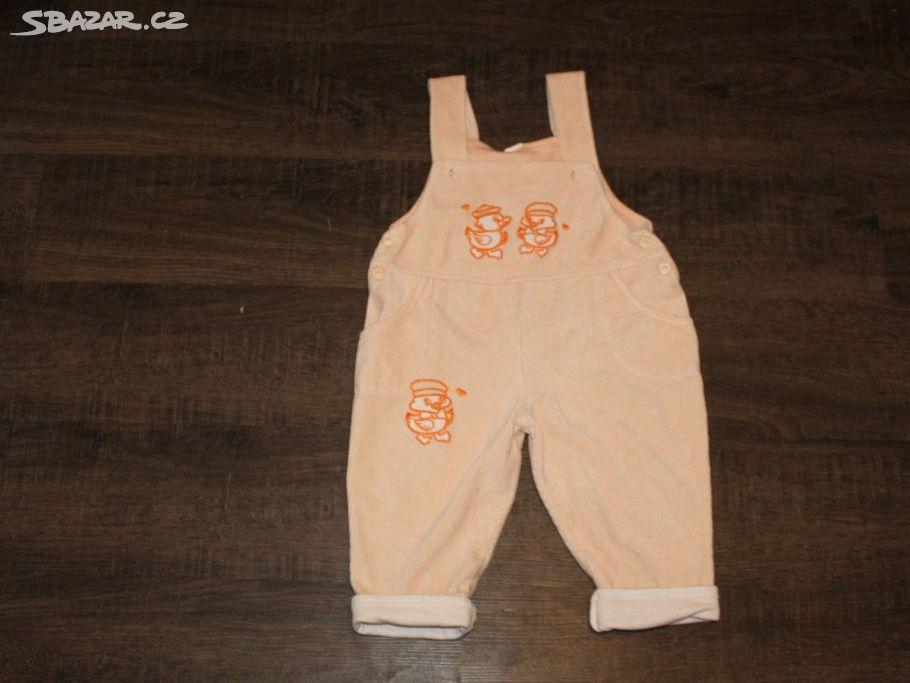 Kalhoty s laclem vel. 86 92 - Praha - Sbazar.cz 59bde27d62