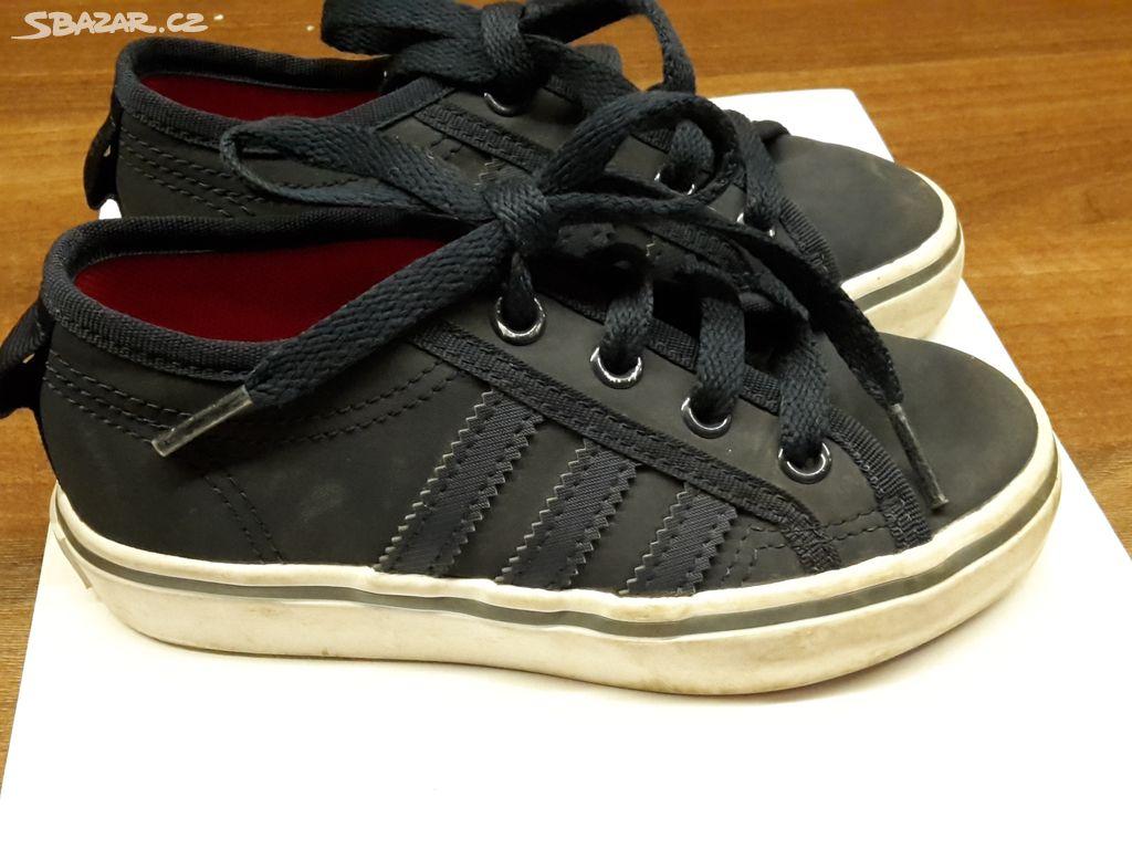 1a09037cedc Prodám dětské boty Adidas Nizza