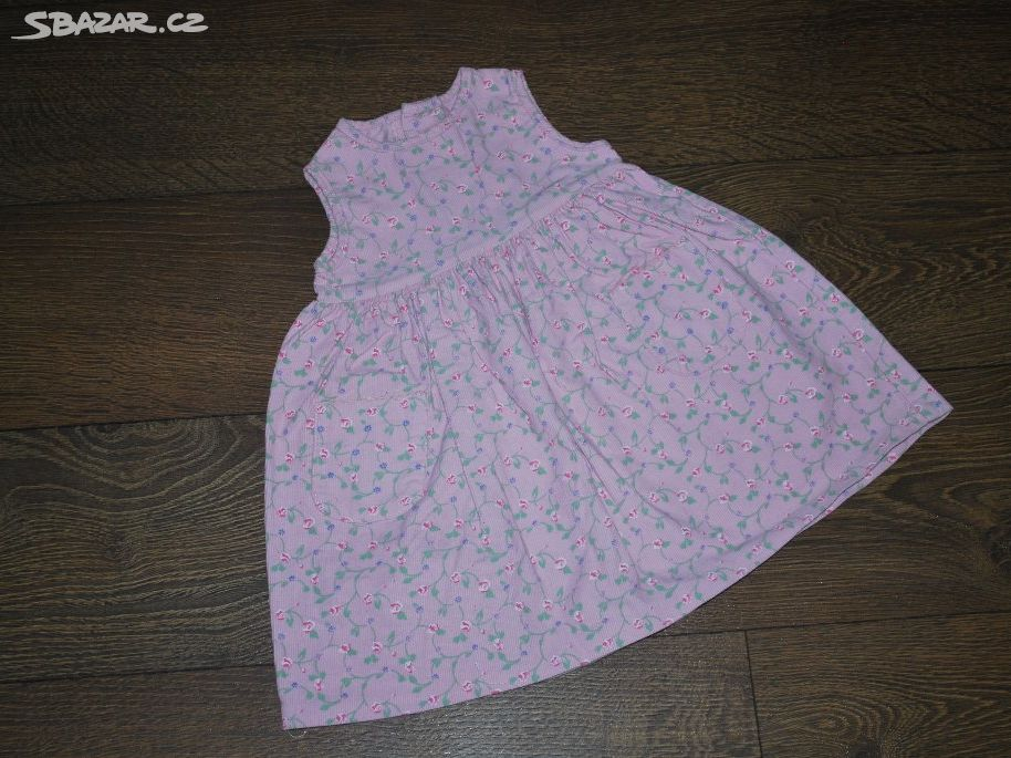 Růžové šaty. - Přeštice 33d3412b04