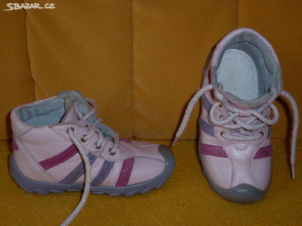 d21d1cbe325 Prodám dětské boty DPK