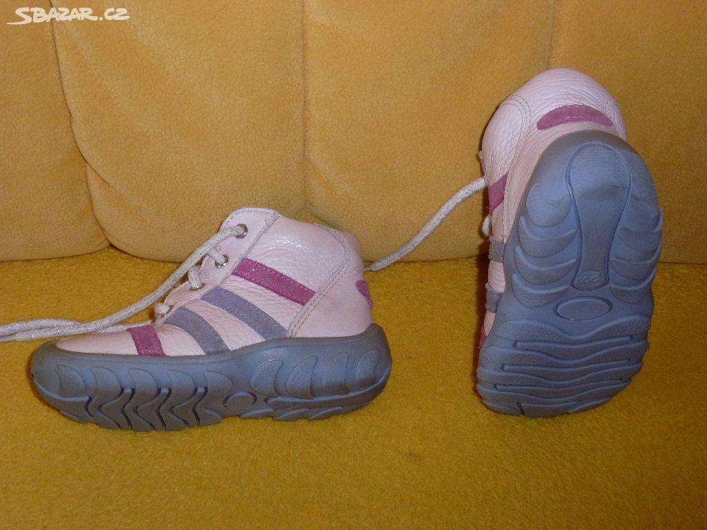 Prodám dětské boty DPK 88e74f8e9e0