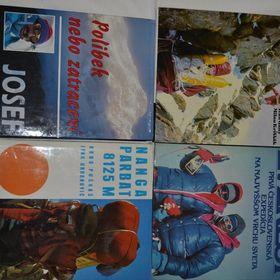 Horolezecké knihy. Inzerát byl odebran z oblíbených. e6b373a9900